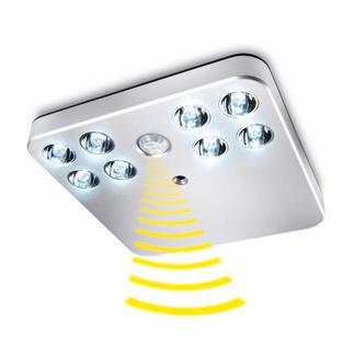 Led sensorlicht Klein, helder, zonder stroomaansluiting. Het automatische sensorlicht voor alle kasten, laden, trappen …