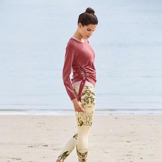 Mandala top, tricotsweater of 7/8-legging Comfortabel voor yoga, tai chi en om thuis te dragen. Verzorgd voor zelfs de meest chique sauna's.