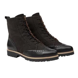 Werner Budapest-boots Modieus model. Superzacht leer. Lichte, isolerende TPR-zool. Budapest-boots van de schoenenspecialist Werner.