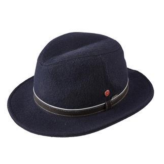 Mayser wollen SympaTex®-hoed De elegante uitstraling van wol. De weerbescherming van SympaTex®. Weerbestendige wollen hoed van Mayser.