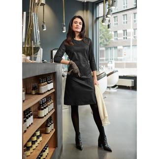 Depeche leren jurk Supertrendy: leren jurken. Onze prijs-kwaliteittip: van het Deense merk Depeche.
