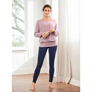 Curare yoga-tanktop, -shirt en -broek Een van de meest comfortabele huispakken ooit. Van Curare Yogawear.