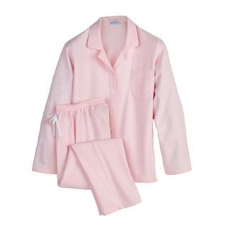 NOVILA flanellen pyjama voor dames De pyjama waarmee u de dag stijlvol begint.