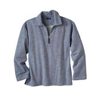 Saint James vissersoverhemd Vissersoverhemd Vareuse: het Bretonse origineel in trendy workwear-stijl.