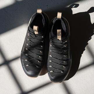 Naglev Lifetime-sneakers voor dames De schoen die heel lang meegaat: uit één stuk vervaardigd van ijzersterk Kevlar.