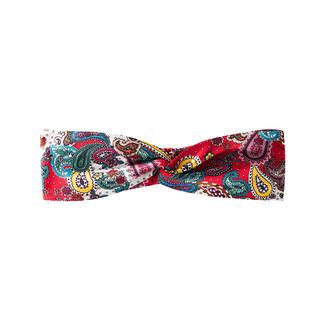 Roeckl zijden hoofdband Een zomer-must-have hoofdband: heerlijk koel, licht en kreukarm dankzij de zuivere zijde.