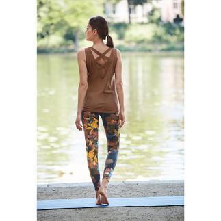Mandala loungewear-combinatie Comfortabel genoeg voor yoga, tai chi en om thuis te dragen. Driedelige loungewear-combinatie van Mandala.