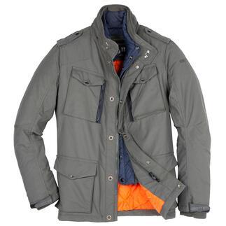 Schott NY fieldjacket van nylon-canvas Trendy fieldjacket – ooit uitgevonden voor het Amerikaanse leger; nu verbeterd voor u.