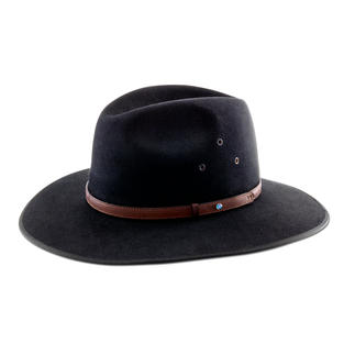 Akubrahoed Deze hoed krijgt u als staatsgast in Australië. Of bij Fashion Classics.
