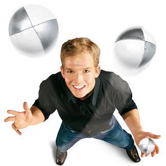 Jongleerset Leer in luttele minuten jongleren.