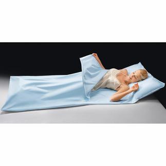 Mijtbestendige reisslaapzak Eindelijk een mijtbestendige slaapzak. Perfect voor allergici.