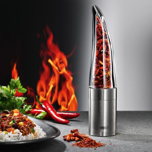 Chilipepermolen - Hete chilipepers – snij ze nu gemakkelijker, sneller en veiliger.