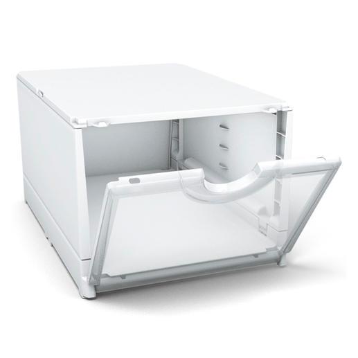 Deze robuuste allrounders zijn ook ideaal als transportboxen en verzamelbakken voor oud papier.