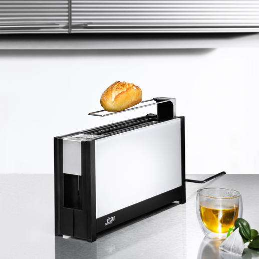 toaster, wit