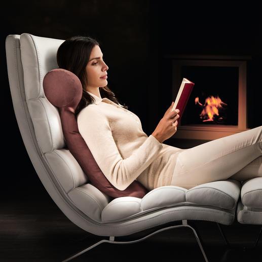 HEFEL leeskussen Eindelijk: het perfecte kussen om te lezen en televisie te kijken.