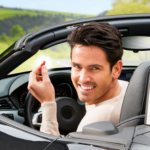 Pluggerz Road: ideaal in de cabrio, op het racecircuit, bij het motorrijden, … SNR* 23 dB.