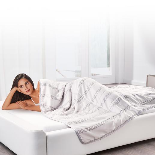 HEFEL Tencel® dekbed De voordelen van de hightech vezel Tencel®. Zonder storende bedovertrek.