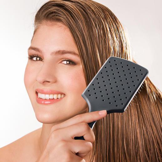 WetBrush® Paddle Brush Maakt het haar op een prettige manier glad & gemakkelijk te stylen – en zorgt voor een weldadige hoofdmassage.