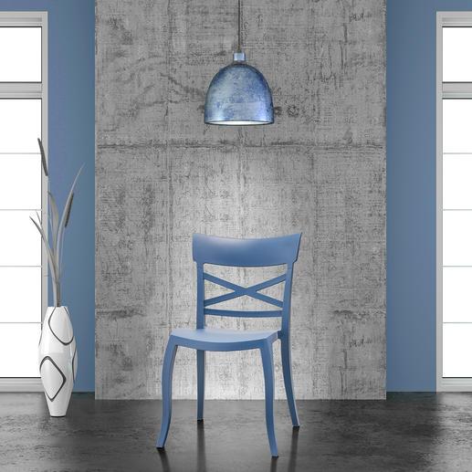 Het verfrissend moderne, trendy design en de opvallende, matglanzende kleuren geven uw interieur een geslaagde update.