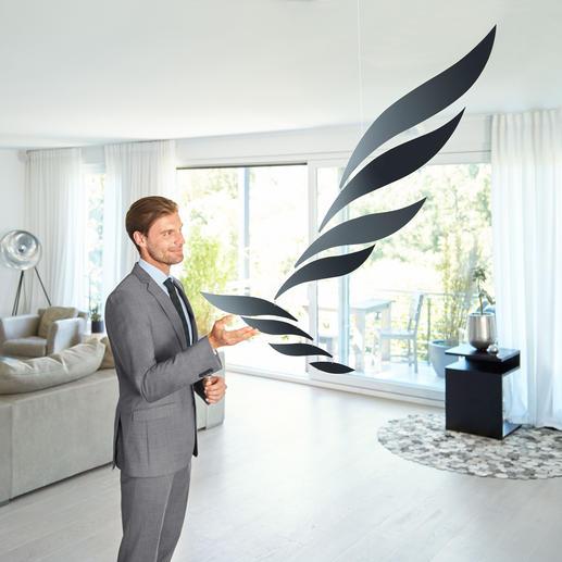 Mobile 'Rhythm' Een levendig kunstwerk. Deens design dat inspireert. Royale afmetingen. Sierlijk lichte uitstraling.