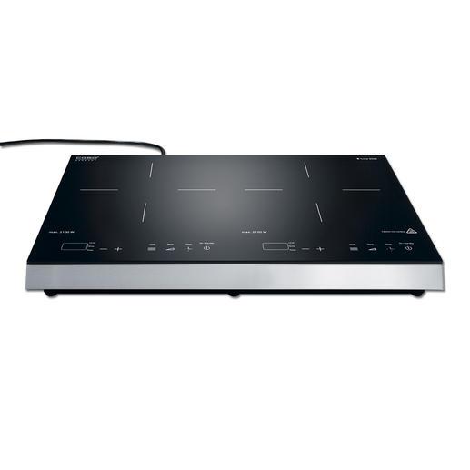 Caso dubbele inductie-kookplaat S-Line