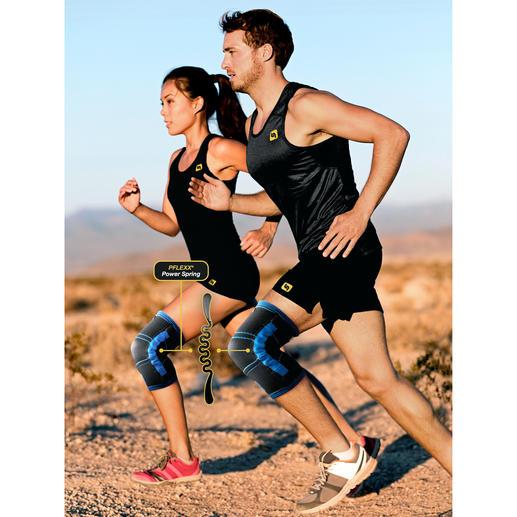 PFLEXX® knietrainer De revolutionaire PFLEXX®-knietrainer voor sport en dagelijkse training.
