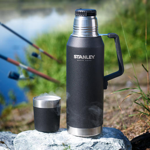 Stanley 1,3-l-thermofles MASTER Series - De heavy-duty-thermosfles uit de USA.