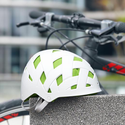 Fietshelm Rockwell Urban - De fietshelm met optimale stootbescherming en een perfecte pasvorm.