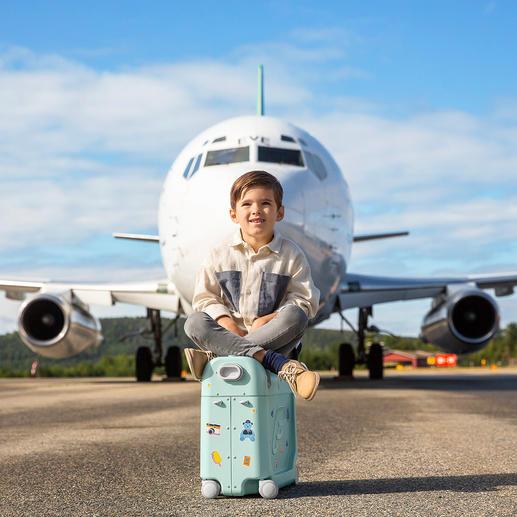 BedBox® De BedBox® verandert de vliegtuigstoel van uw kind in een comfortabel bedje.