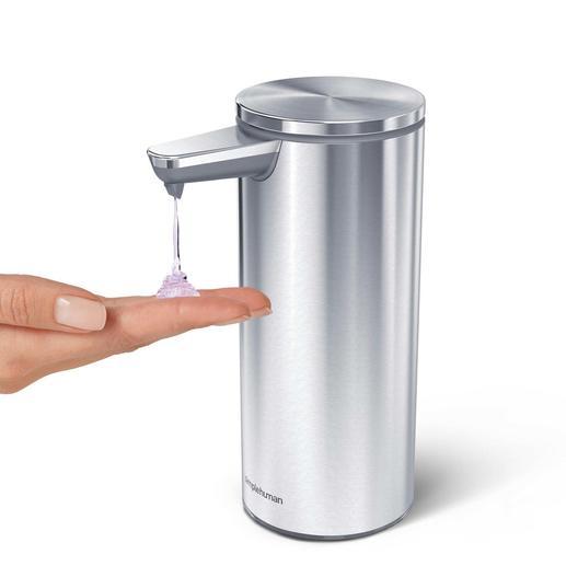 Zeepdispenser met sensor en automatische dosering Intuïtief, schoon en makkelijk te gebruiken.