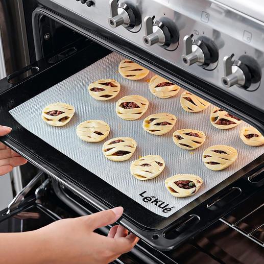 Nu alleen nog in de oven zetten...