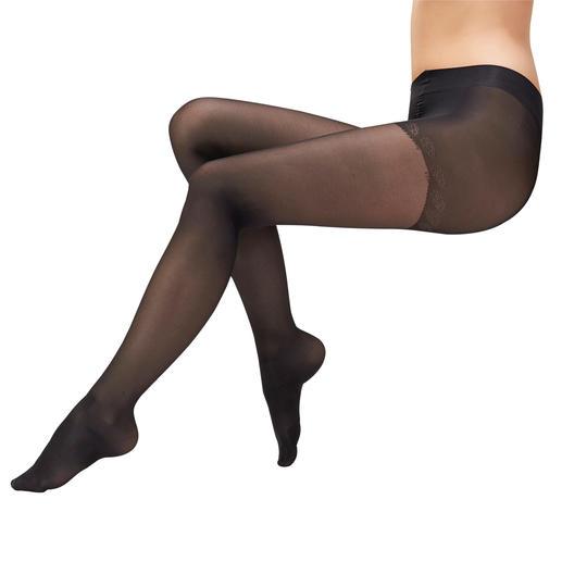 Panty, zwart