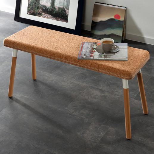 Design-zitbank Pluta Bijzonder, stijlvol, robuust. Zorgt van nature voor een behaaglijke sfeer.