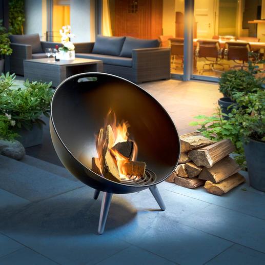 FireGlobe vuurschaal Schitterende vuurschaal – in modern, Deens design. Veilig, mooi en stabiel.