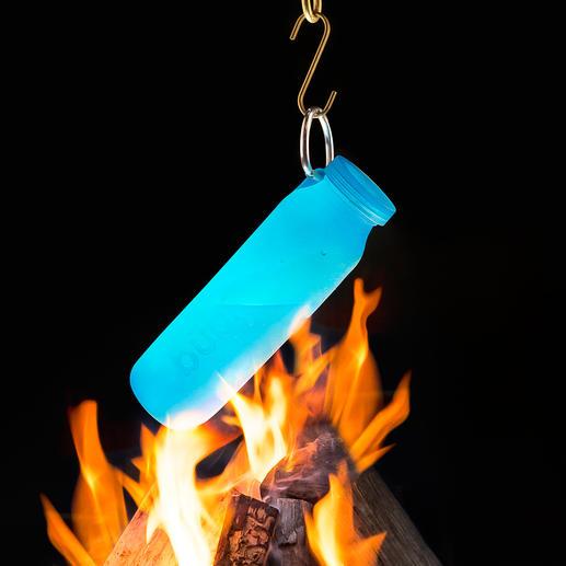 Ook heel handig voor het verwarmen van drinken boven een kampvuur.