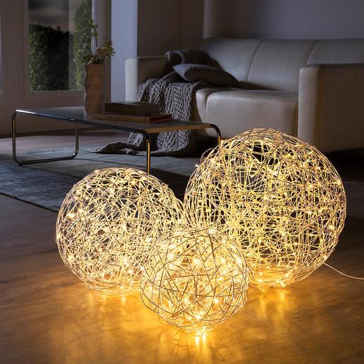 Perfect als elegante, indirecte verlichting in de woonkamer, bij de open haard, de entree, …