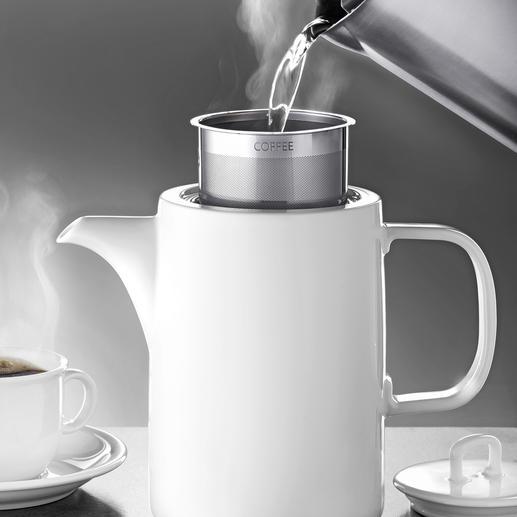 ASA Coffee Maker Klassiek met de hand gezette koffie zonder gedoe en zonder koffiedik.