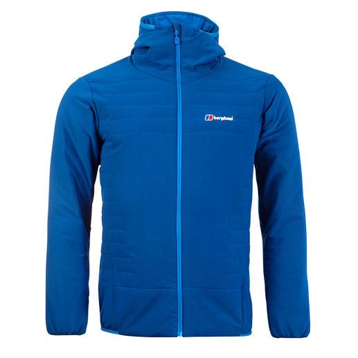 Berghaus ThinDown™-jas De perfecte combinatie van warmte en bewegingsvrijheid.