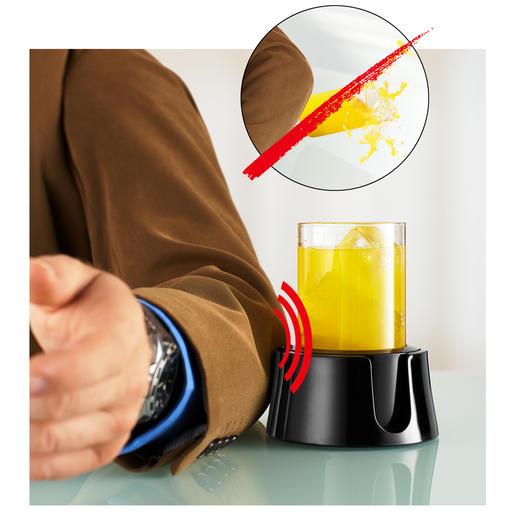 TableCoaster Nooit meer omgevallen dranken: op het bureau, bij het ontbijt, op de boot, ...