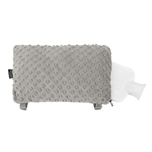Mobiel thermo kussen - Het heerlijk zachte thermo kussen met flexibel, handsfree gordelsysteem.