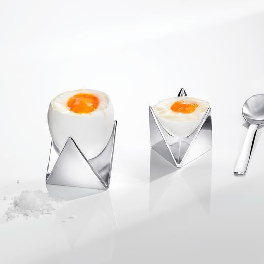 Alessi eierdop Roost - Mooie toegepaste kunst van de beroemde Italiaanse designer.