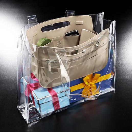 Ook ideaal als binnentas voor uw businessbag of shopper.
