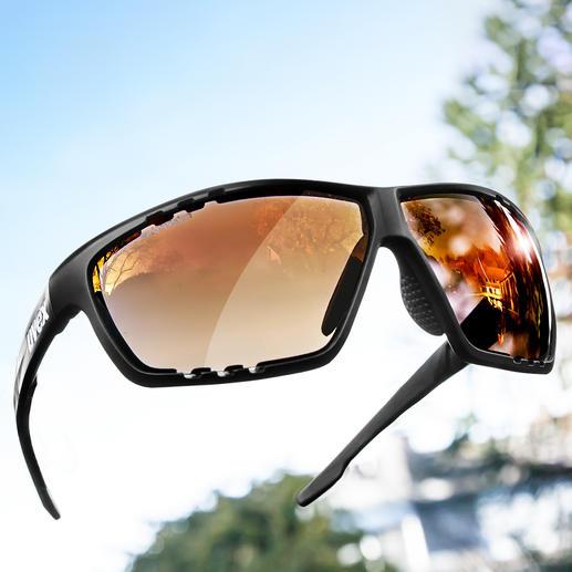 UVEX zonnebril Sportsstyle 706 Eindelijk: een zonnebril voor alle bezigheden en elk licht.