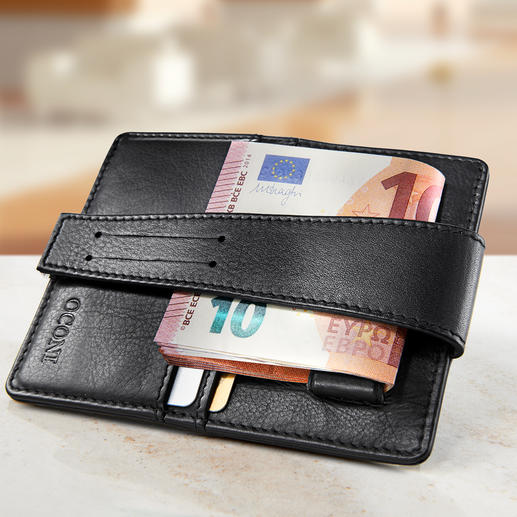 Deep Pocket Wallet - Stop uw geld weg als een Amerikaan – onderin uw broekzak. In Nederland nauwelijks verkrijgbaar.