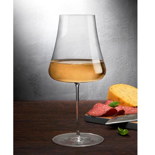 Wittewijnglas
