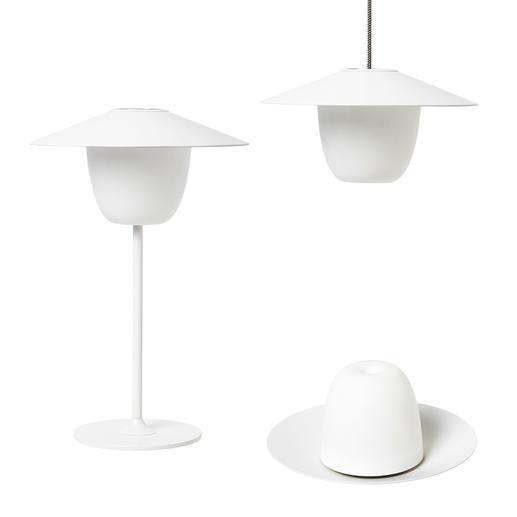 Ani Lamp Mobiele ledlamp ANI LAMP: 3-voudig te variëren, in een bekroond design*.