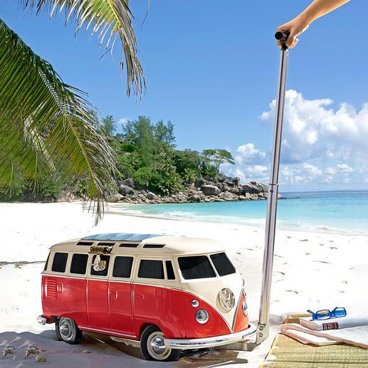 Koelbox VW Bulli Houdt meer dan 26 liter ijskoud. Officieel gelicentieerd door VW.