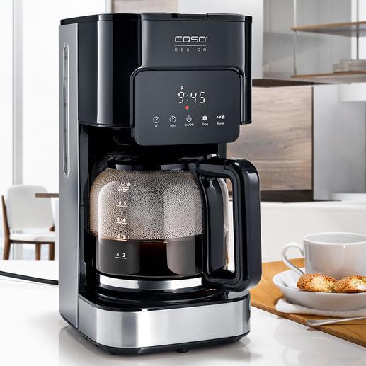 Caso koffiezetapparaat Taste & Style - Alles wat u van een perfect filterkoffiezetapparaat mag verwachten. Voor een aantrekkelijke prijs.