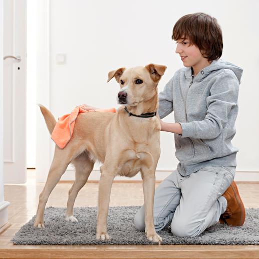 Bioactieve handdoek voor huisdieren, set van 3