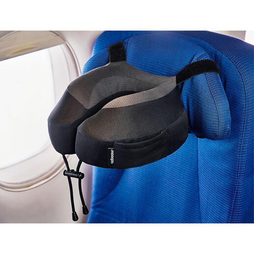 Nekkussen Evolution® S3™ Nu nog comfortabeler. Van visco-elastisch schuim, ergonomisch gevormd.